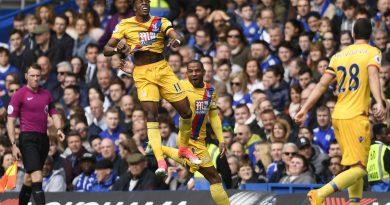 Chelsea 1-2 Palace