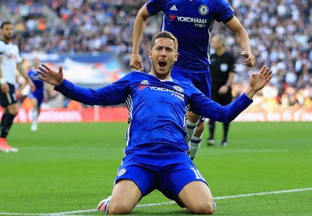 Chelsea, Hazard évoque une éventuelle prolongation
