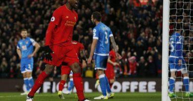Divock Origi et Liverpool n'ont pas tenu contre Bournemouth