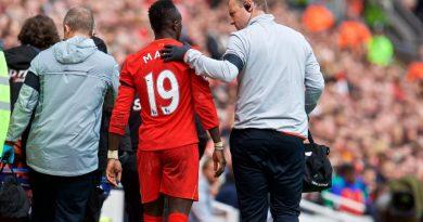 Jürgen Klopp parle de Sadio Mané, sorti sur blessure lors du derby