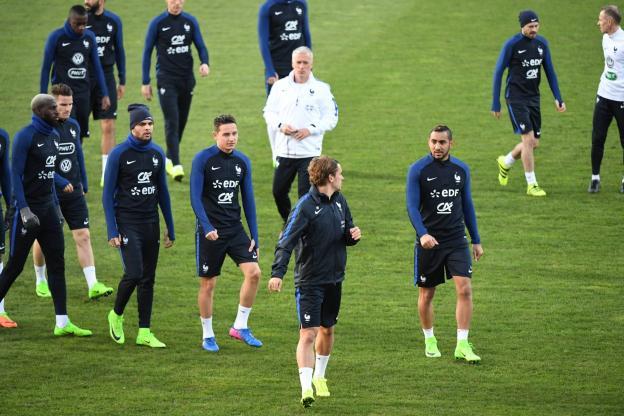 L'équipe de France pourrait participer à la Copa America en 2019