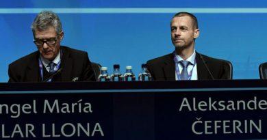 L'UEFA limite le nombre de mandats