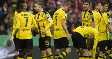 Le Borussia Dortmund fait tomber le Bayern à Munich