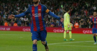 Lionel Messi a encore été éblouissant face à Osasuna
