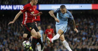 Manchester United et Manchester City n'ont pas réussi à se départager