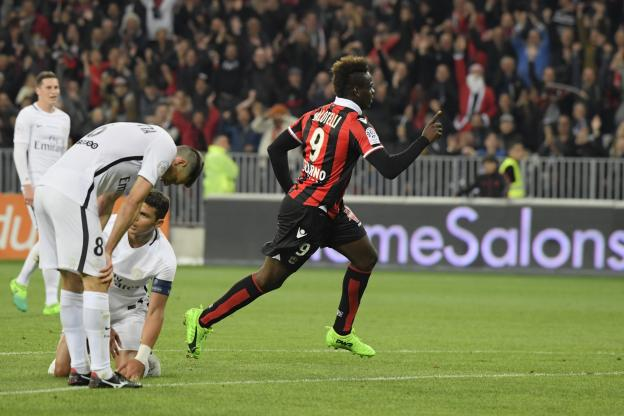 Mario Balotelli a ouvert le score