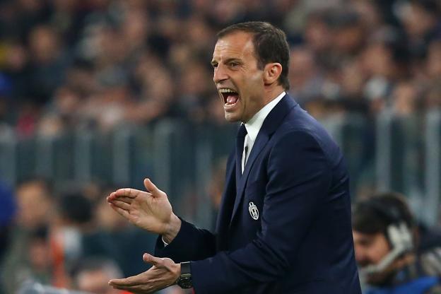 Massimiliano Allegri aime la défense
