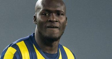 Moussa Sow en est à 11 buts dans le Championnat turc