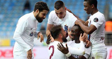 Rizespor 0-1 Trabzonspor , But de Dame Ndoye