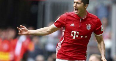 Robert Lewandowski va sûrement débuter le match retour contre le Real Madrid
