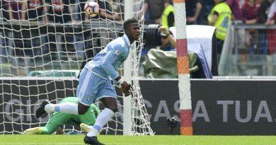 Roma-Lazio 1-3, Keita eroe con una doppietta