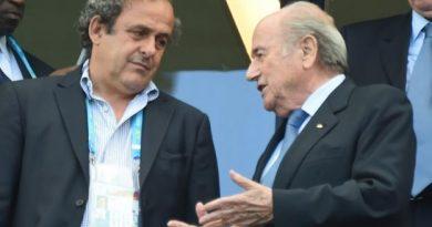 Sepp Blatter milite pour un retour de Michel Platini