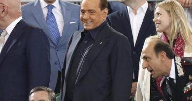 Silvio Berlusconi restera supporter de l'AC Milan