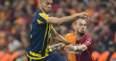 Souza a offert la victoire au Fenerbahçe contre Galatasaray