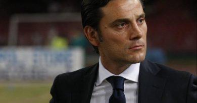 Vicenzo Montella et l'AC Milan ont été tenu en échec