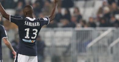 Younousse Sankharé marque avec Bordeaux