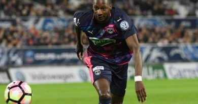 le but de Sankharé pour Bordeaux