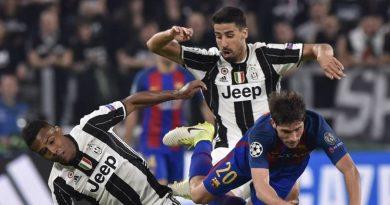 les notes de Juventus Turin - Barcelone
