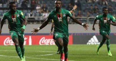 C'est une première dans l'histoire du football zambien