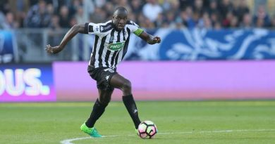Cheikh N'Doye, la force tranquille
