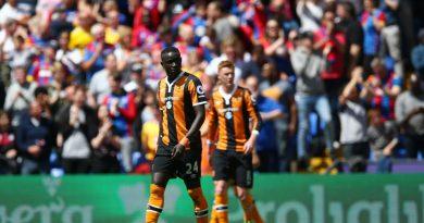 Crystal Palace 4-0 Hull City