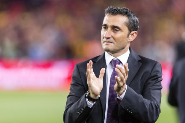Ernesto Valverde est le nouvel entraîneur du FC Barcelone