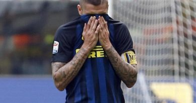 L'Europe, c'est quasiment fini pour Mauro Icardi et l'Inter Milan