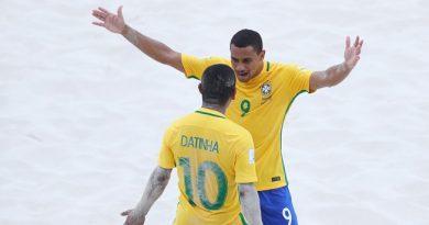 Le Brésil renvoie le champion à la maison