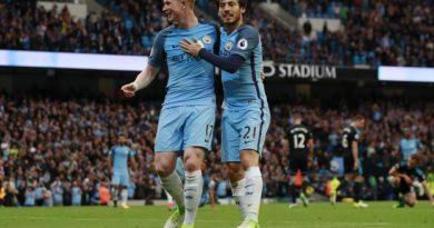 Manchester City garde l'avantage