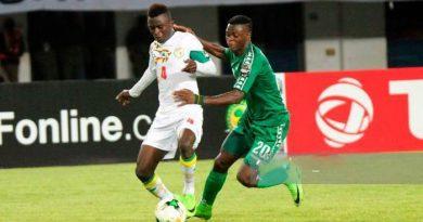 Souleymane Aw, va rejoindre le KAS Eupen en Belgique