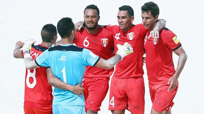 Tahiti s'offre une troisième demi-finale consécutive