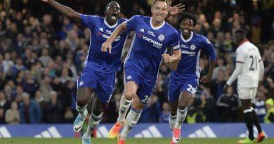 Terry a ouvert le score pour Chelsea
