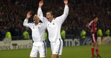 Zidane, un destin européen en cinq points