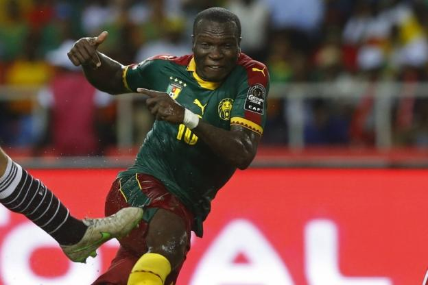 Aboubakar marque beaucoup avec le Cameroun