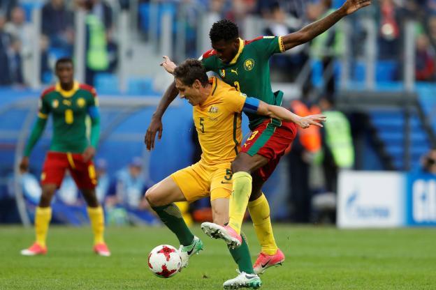 Australiens et Camerounais n'ont pas réussi à se départager