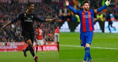 Combien de buts pour Messi-Ronaldo