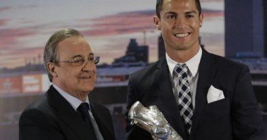 Cristiano a un contrat et il est un joueur du Real Madrid