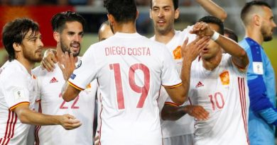 Diego Costa a inscrit le deuxième but espagnol