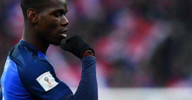 Equipe de France, Pogba