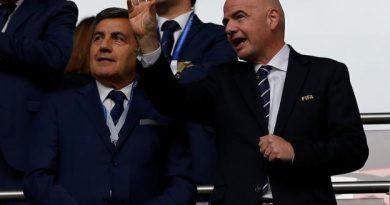Gianni Infantino est très satisfait de l'assistance vidéo