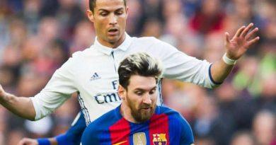 Giggs préfère Cristiano Ronaldo à Messi