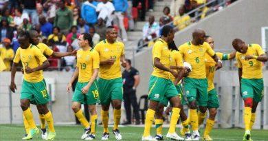 L'Afrique du Sud surprend le Nigeria à Oyo