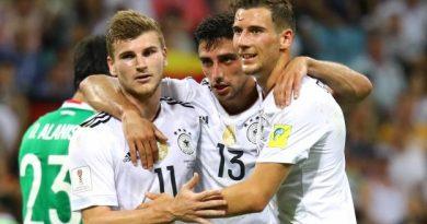 L'Allemagne en finale de la Coupe des confédérations