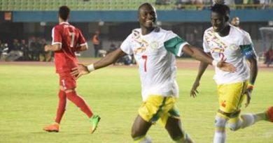 Moussa Sow, la pointe retrouvée des Lions
