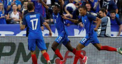 Ousmané Dembélé a arraché la victoire