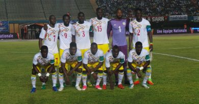 Sénégal 3-0 Guinée Equatoriale