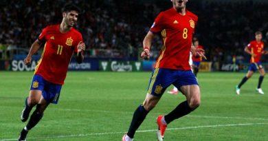 Saul Niguez envoie l'Espagne en finale du Championnat d'Europe des moins de 21 ans