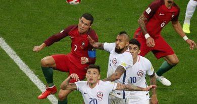 le Chili sort le Portugal aux tirs au but