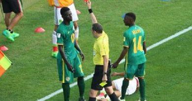 le Sénégal tombe face au Mexique en 8e