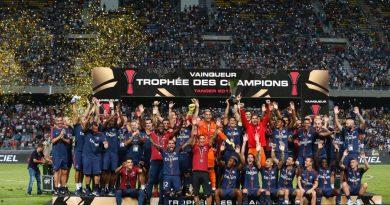 Paris remporte le Trophée des Champions 2017
